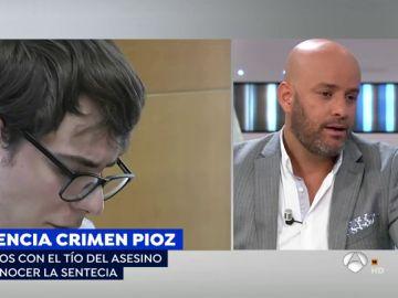 """Walfran, tío del asesino de Pioz, satisfecho con la condena: """"La justicia brasileña sigue el ejemplo de España"""""""