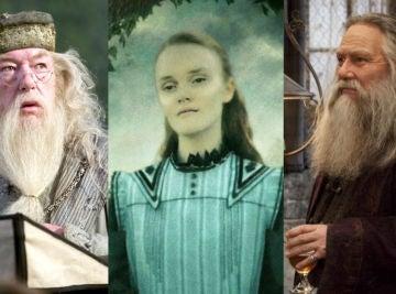 La familia Dumbledore