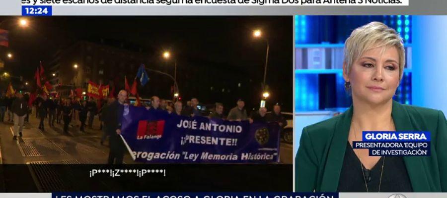Antena 3 tv espejo p blico gloria serra aguanta en directo una bater a de insultos enga as - Antena 3 espejo publico ...