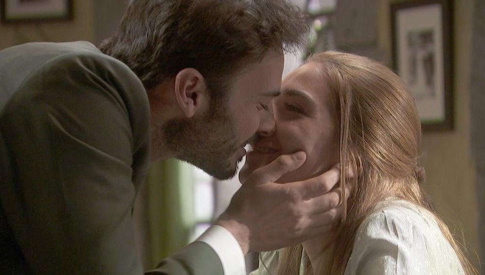 Julieta y Saúl reciben la mejor noticia en años