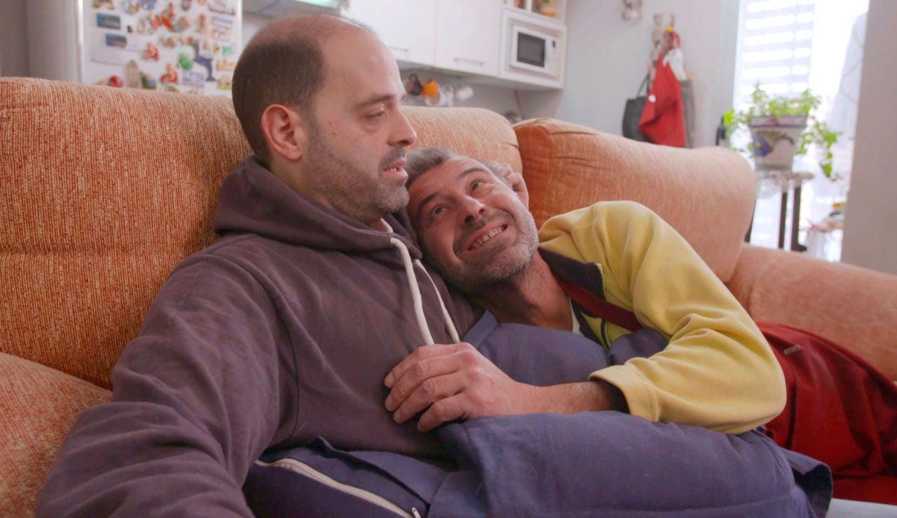 """Óscar y Roberto, tras la terapia: """"El tema cama está muy bien, caen algunos por día"""""""