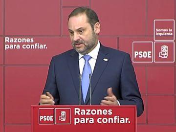 El PSOE abre la puerta a la dimisión de Susana Díaz y ella dice que no dimite