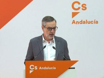 """Ciudadanos busca el apoyo de PSOE y PP: """"Si no actúan con responsabilidad, le pueden dar la llave a otros partidos"""""""