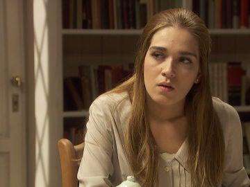 Julieta alertará a los laguneros de las intenciones de Severo