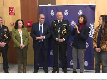 SVIsual, la nueva aplicación para que las personas con sordera puedan ponerse en contacto con la Policía ante una emergencia
