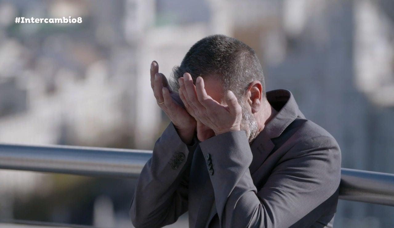 """Roberto, desesperado ante la llegada de Óscar: """"No va a venir"""""""