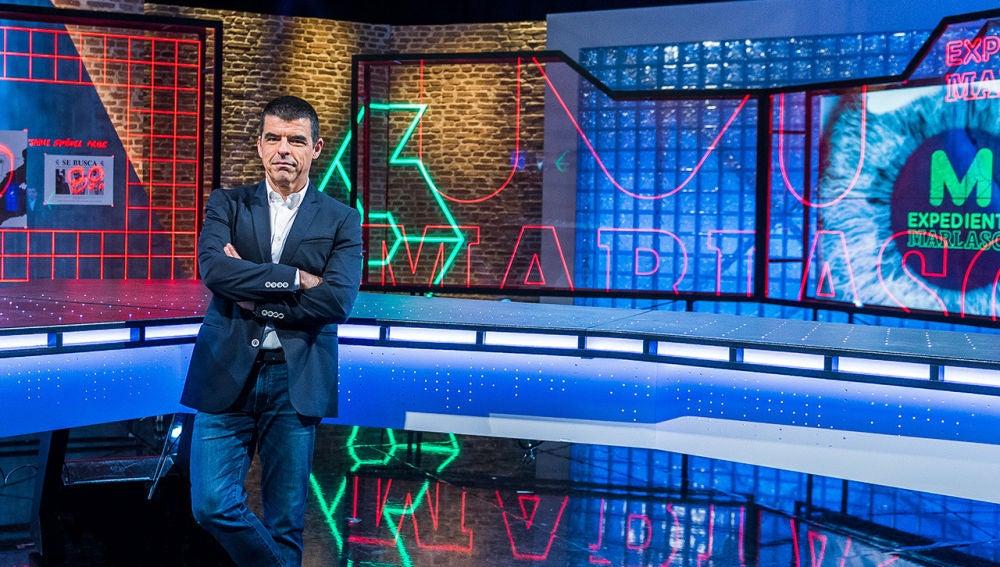 Manuel Marlasca en laSexta