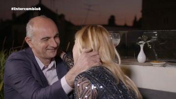 Luis y Eli, sorpresa por partida doble: ¡una boda y un bebé!