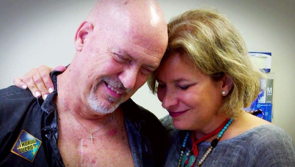 VÍDEO: El corazón de Stefano emociona a su madre latiendo en otro cuerpo