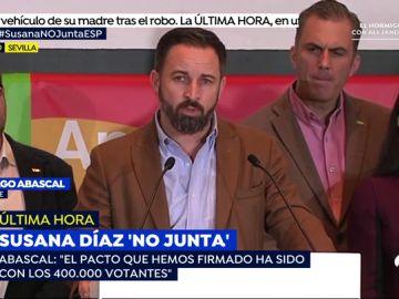 RUED DE PRENSA VOX ABASCAL Completa