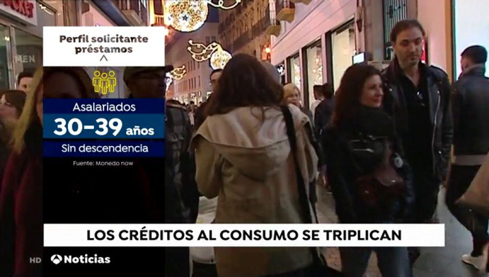 El Banco de España advierte sobre el endeudamiento de las familias en Navidad