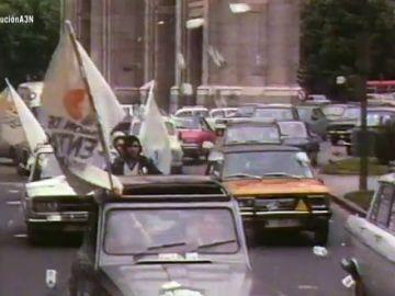 Así fue el referéndum por el que se ratificó la Constitución en 1978