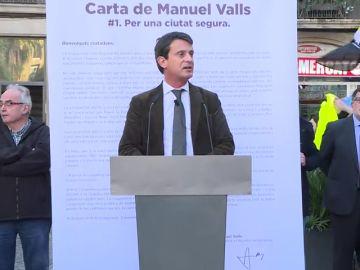 Comparecencia completa de Manuel Valls en una acto en Barcelona