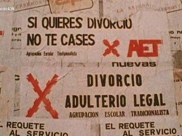 Una de las primeras mujeres en divorciarse en España recuerda que parte de su familia la repudió