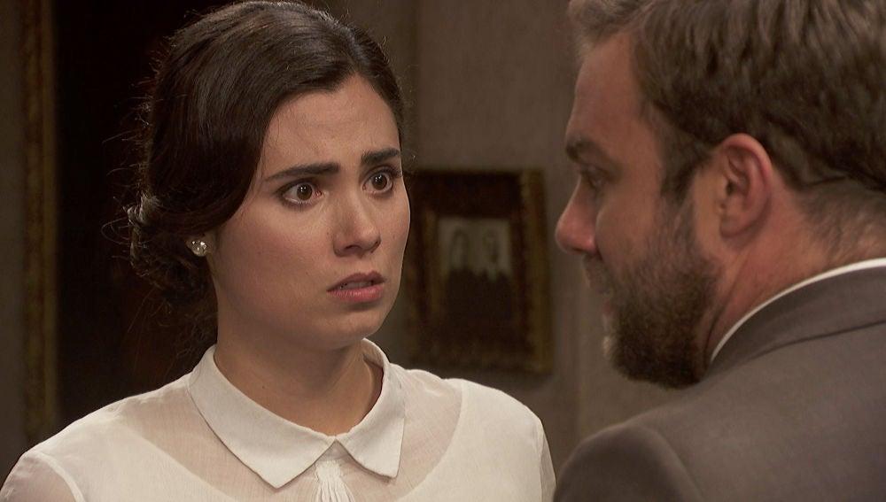 El arriesgado plan de Fernando para liberar a los padres de María