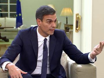 REEMPLAZO  Pedro Sánchez cree que es momento de reformar la Constitución