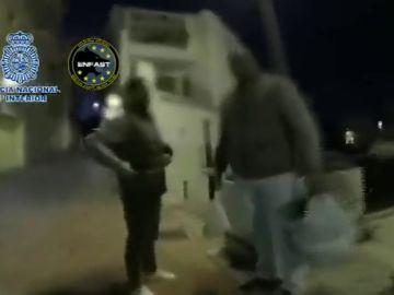 Arrestan en Alicante a un fugitivo que se encontraba en busca y captura por la policía de Montenegro