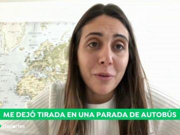 """La nadadora Marga Crespí denuncia maltrato psicológico de su padre: """"Nos hizo creer que mi madre estaba loca"""""""