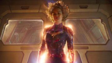Segundo tráiler de 'Capitana Marvel'