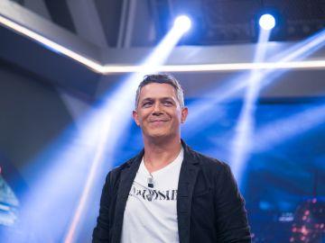 Revive la entrevista al completo de Alejandro Sanz en 'El Hormiguero 3.0'