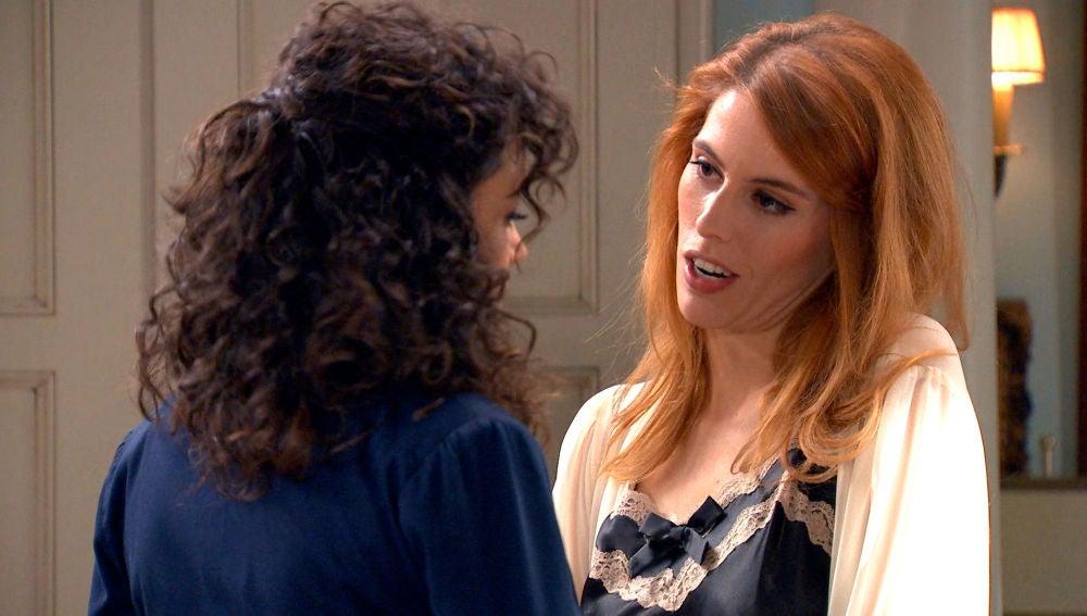 La proposición indecente de Sara que Amelia rechaza 'por amor'
