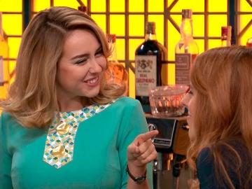 """Luisita a Sara: """"¿Cómo te diste cuenta que te gustaban las chicas?"""""""
