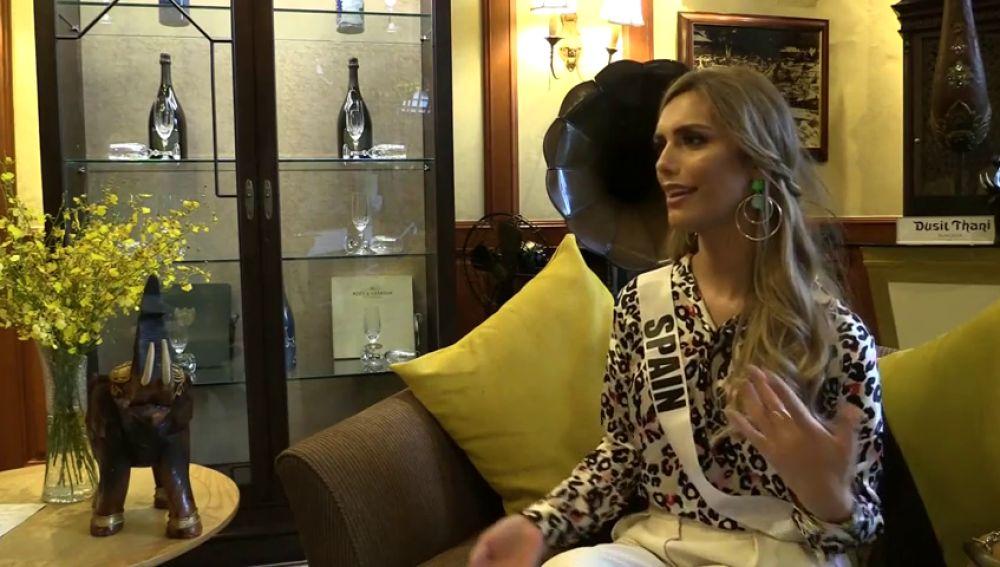 Ángela Ponce, la primera mujer transexual de la historia en participar en el certamen de Miss Universo