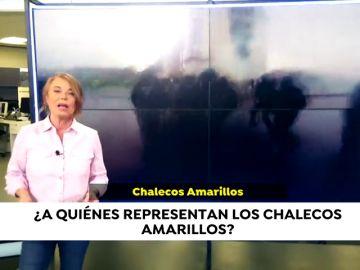 Las claves para entender el conflicto de los chalecos amarillos en Francia
