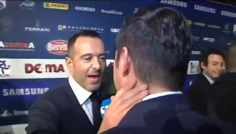 "Jorge Mendes, sobre el Balón de Oro a Modric: ""¡Basta! Cristiano es el mejor de la historia"""