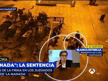 Crean un tour en Pamplona para mostrar los lugares donde La Manada acosó a su víctima