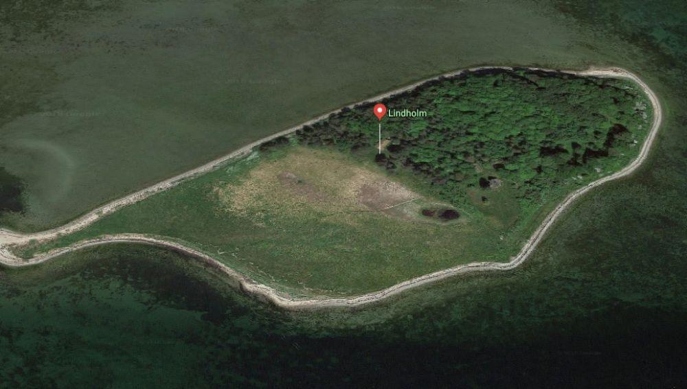 Isla de Lindholm