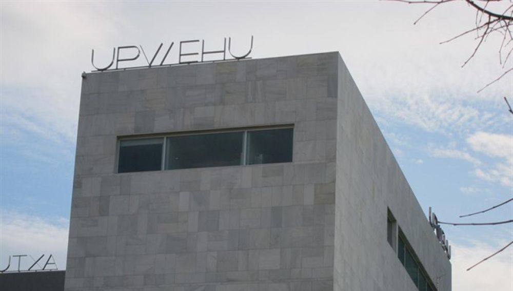 Fachada de la UPV/EHU