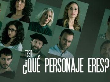 ¿Qué personajes de 'Presunto Culpable' eres?