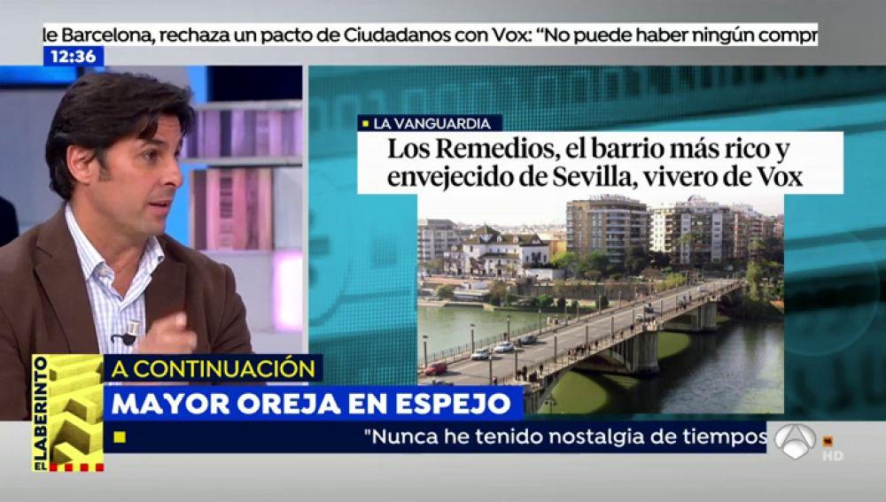 """Fran Rivera, entusiasmado por el cambio de poder en Andalucía: """"El gobierno del PSOE era un abuso y un descaro brutal en todos los sentidos"""""""
