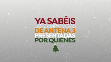 Las Campanadas de Antena 3 vienen con sorpresa