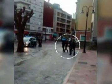 Los empleados impiden el atraco de una entidad bancaria en Asturias