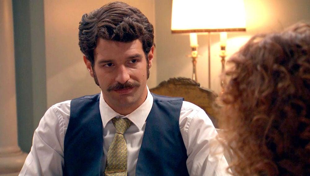 """Carlos a Natalia: """"Solo puedo pensar en ti, tenemos que poner punto y final a algo que no puede ser"""""""