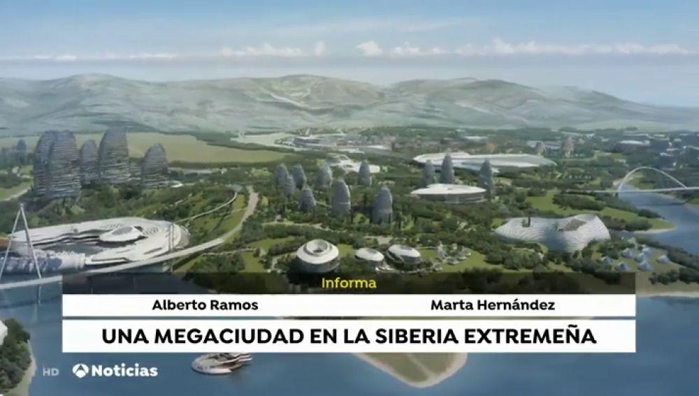 REEMPLAZO Así será el complejo turístico 'Elysium City', el nuevo Eurovegas en Extremadura