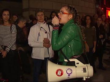 Movilizaciones feministas en varias ciudades españolas contra la sentencia de 'La Manada'
