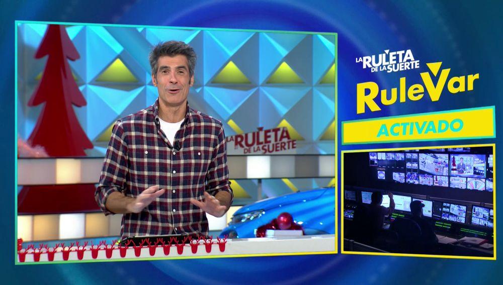 Estreno del 'RuleVar'