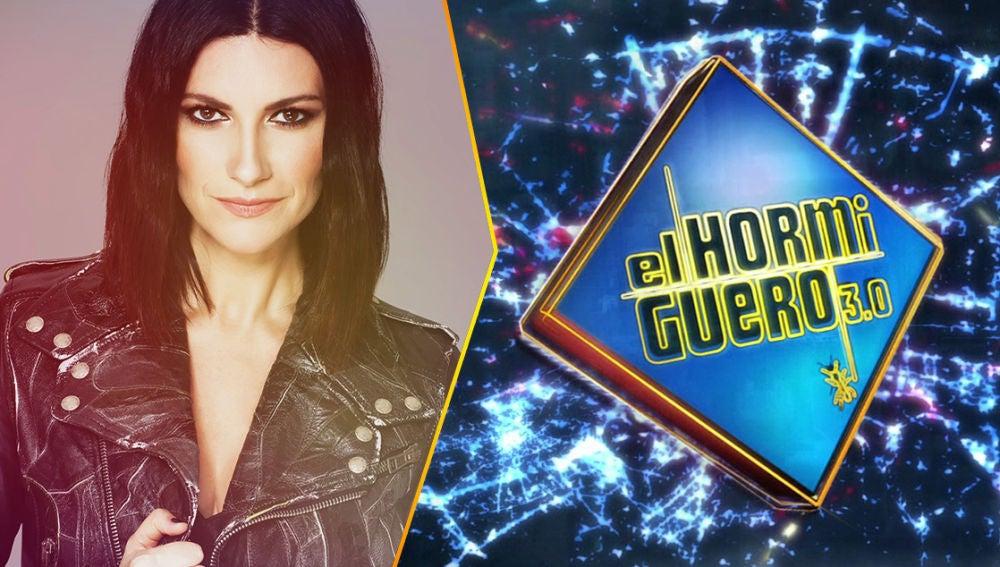 El próximo martes, nueva visita internacional en 'El Hormiguero 3.0' con la presencia de la cantante italiana Laura Pausini