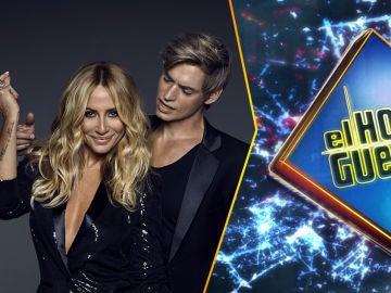Los cantantes Carlos Baute y Marta Sánchez se divertirán en 'El Hormiguero 3.0' el próximo jueves