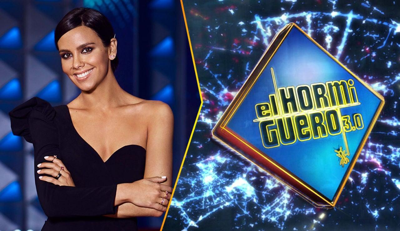 El miércoles recibimos en 'El Hormiguero 3.0' a nuestra compañera, la presentadora Cristina Pedroche