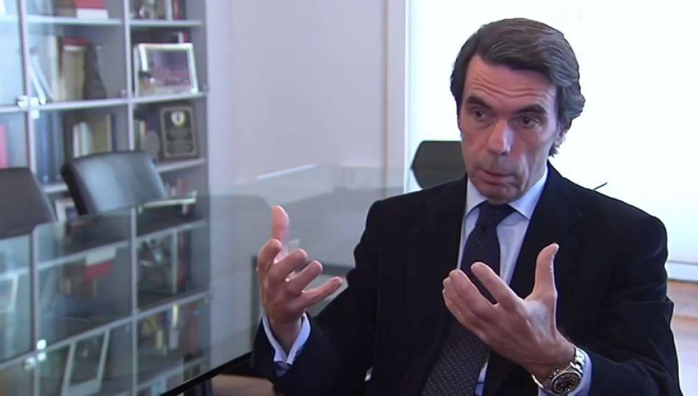 Aznar, Rajoy y Casado, juntos en un vídeo del PP por la Constitución