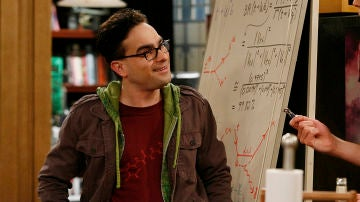 John Galecki como Leonard en 'The Big Bang Theory'