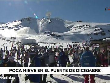 Sierra Nevada, uno de los destinos más solicitados por los esquiadores