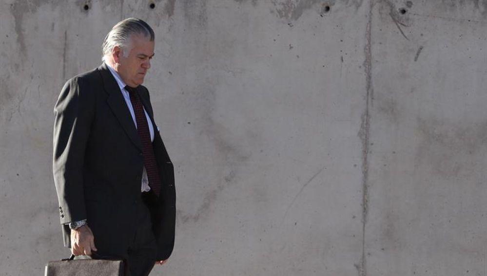 Ex tesorero del PP Luis Bárcenas