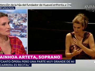 Entrevista Ainhoa Areta