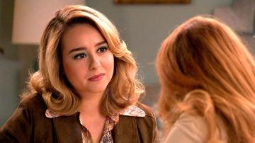 """Luisita aclara las dudas de Sara: """"Yo no soy lesbiana"""""""