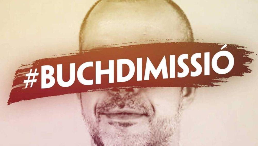 Campaña de los CDR contra Miquel Buch